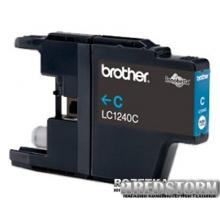 Картридж Brother LC1240C Blue