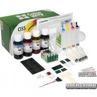 Система НПЧ ColorWay Epson XP313/413 Battery + чернила (4 х 100мл) V2 (XP413CC-4.1B)
