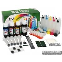 Система НПЧ ColorWay Epson XP600/700 + чернила (5 х 100 мл) (XP600CC-5.1)