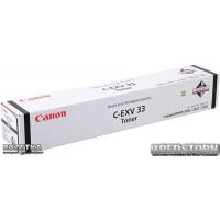 Картридж Canon C-EXV 33 (2785B002) Black