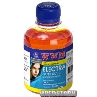 Чернила WWM Electra Epson 200 мл Yellow (EU/Y)