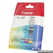 Набор картриджей Canon CLI-426 MultiPack Cyan/Magenta/Yellow (4557B006)