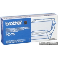 Картридж Brother FAX T104/T106 (PC75)