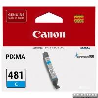 Картридж Canon CLI-481C XL Cyan (2044C001)