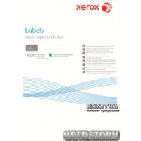 Наклейка Xerox Mono Laser 24UP (rounded) 64 x 34 мм 100 л (003R97526)