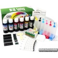 Система НПЧ ColorWay Epson P50/PX660 + чернила (P50CC-6.5) (6х50)