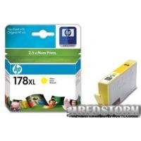 Картридж HP No.178XL (CB325HE) Yellow