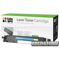 Картридж ColorWay HP (CE310A) LJ Pro CP1025 Black (CW-H310BKM)