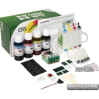Система НПЧ ColorWay Epson WF-2010/2510 + чернила (4х100) (WF2510CC-4.1)