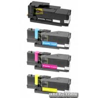 Комплект картриджей ColorWay Xerox (106R01601/106R01602/106R01603/106R01604) BK/C/M/Y (CW-X6020MSET)