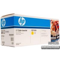 Картридж HP Color LaserJet (CE742A) Yellow