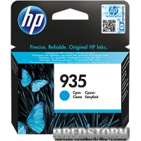 Картридж HP No. 935 OfficeJet Pro (C2P20AE) Cyan