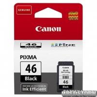 Картридж Canon PG-46 PIXMA Ink Efficiency Black (9059B001)