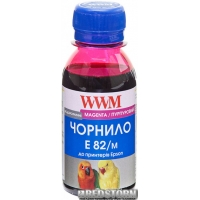 Чернила WWM E82 для Epson Stylus Photo T50/P50/PX660 100 г Magenta (E82/M-2)