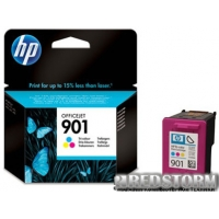 Картридж HP 901 цветной (CC656AE)