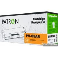 Картридж Patron HP LJ CE505A Extra для LJ P2035/2055 (PN-05AR)