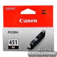 Картридж Canon CLI-451Bk Black (6523B001)