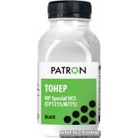 Тонер Patron HP Специальный HCS (CP1215/M775) 50 г (PN-HCS-B-050) Black