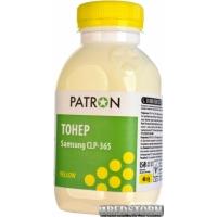 Тонер Patron Samsung CLP-365 40 г (PN-SCLP365-Y-040) Yellow