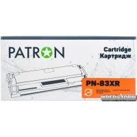 Картридж Patron HP LJ CF283X Extra для HP LJ Pro M201/M225 (PN-83XR)