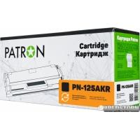 Картридж Patron HP CLJ CB540A Extra для CLJ CP1215/CM1312 Black (PN-125AKR)