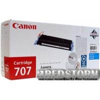 Картридж Canon 707 Cyan (9423A004)