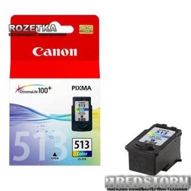 Картридж Canon CL-513 Color (2971B007)