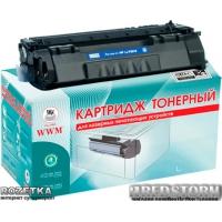 Картридж Laser WWM HP 53A, Q7553A (LC27N)