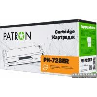 Картридж Patron Canon 728 Extra для Canon MF4410/4430/4450/4550D/4570DN/4580DN (PN-728ER)