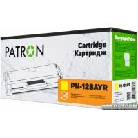 Картридж Patron HP CLJ CE322A Extra для HP Color LJ Pro CP1525/CM1415 (PN-128AYR) Yellow