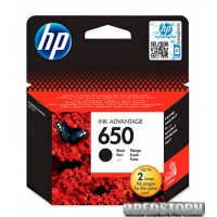 Картридж HP No.650 (CZ101AE) Black