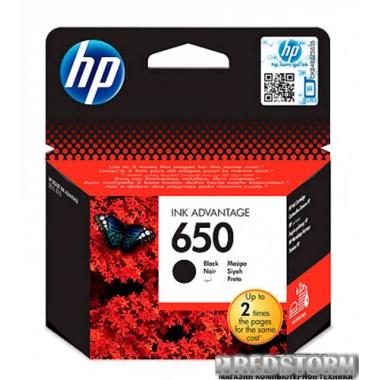 Картридж HP No.650 (CZ101AE) Black