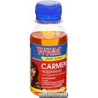 Чернила WWM Carmen Canon 100 мл Yellow (CU/Y-2)