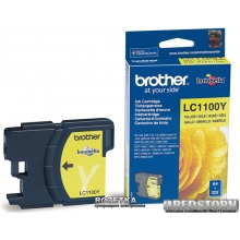 Картридж Brother LC1100Y Yellow