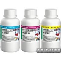 Комплект чернил ColorWay Canon CL-38/CLI-521 (3х200 мл) С/M/Y (CW-CW521SET02)