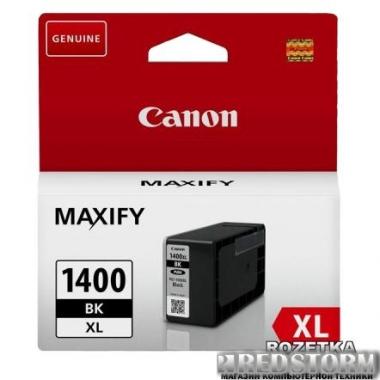 Картридж Canon PGI-1400 XL Black (9185B001)