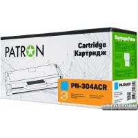 Картридж Patron HP CLJ CC531A Extra для HP Color LJ CP2025/CM2320 (PN-304ACR) Cyan