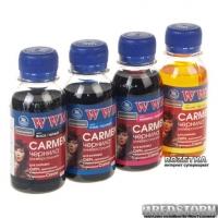 Набор чернил WWM Carmen для Canon 4x100 мл B/C/M/Y (CARMEN.SET-2)