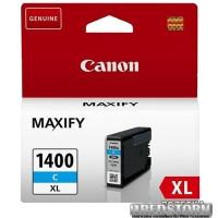 Картридж Canon PGI-1400 XL Cyan (9202B001)