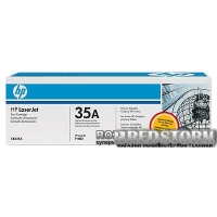 Картридж HP (CB435A) Black