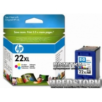 Картридж HP No.22XL (C9352CE)