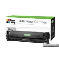 Комплект картриджей ColorWay Canon (718/НР СС530A/СС531A/СС532A/СС533A) BK/C/M/Y (CW-C718MSET)