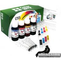 Комплект ПК ColorWay Brother LC-1240/1280 LR (LC1240RN-0.0)