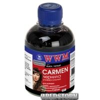 Чернила WWM Carmen Canon 200 мл Black (CU/B)