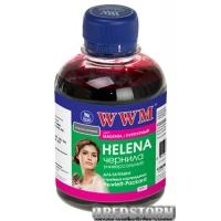 Чернила WWM Helena HP 200 мл Magenta (HU/M)