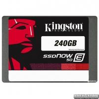 """Kingston SSDNow E50 240GB 2.5"""" SATAIII MLC (SE50S37/240G)"""