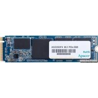 Apacer AS2280P4 240GB NVMe M.2 2280 PCIe 3.0 x4 3D NAND TLC (AP240GAS2280P4-1)