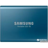 Samsung Portable SSD T5 250GB USB 3.1 Type-C V-NAND TLC (MU-PA250B/WW) External