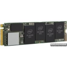 SSD накопитель SSD Intel 660P 2TB NVMe M.2 QLC (SSDPEKNW020T8X1)