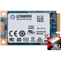 Kingston SSD UV500 120GB mSATA SATAIII 3D NAND TLC (SUV500MS/120G)